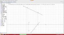 BA008 Mongeovo promítání - konstrukce hranolu a jehlanu (opakování IV. část, čtvrtek 14. 5. 2020) by Deskriptivní geometrie